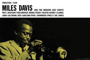 lgst4520miles-davis-prestige-records-miles-davis-lp-poster