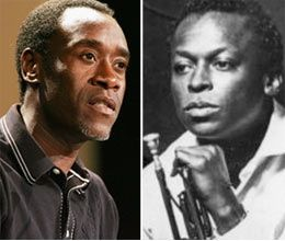 "Don Cheadle On Miles Davis Biopic: ""We're Not Letting Go"""