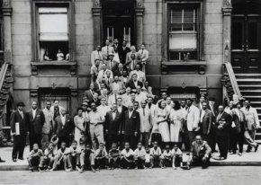 Where Was Miles Davis On That 'Great Day in Harlem'?