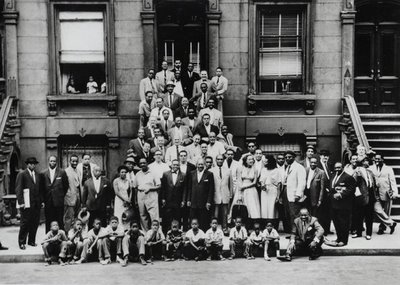 Where Was Miles Davis On That 'Great Day inHarlem'?