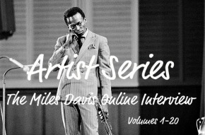 Miles Davis Online Celebrates Debut Collection Of Artist Series