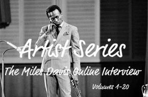 Miles Davis Online Celebrates Debut Collection Of ArtistSeries