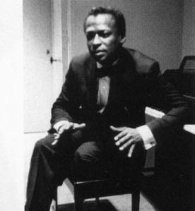 Miles Davis Tux