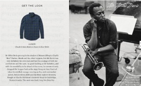 Miles Davis Featured In Mr Porter Jazz Icons Special