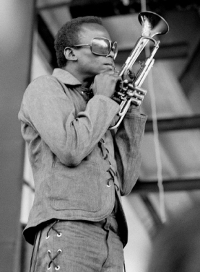 The Miles Davis Movie: A Long TimeComin'